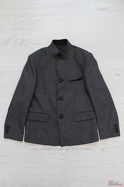 Пиджак серого цвета для мальчика Nanica
