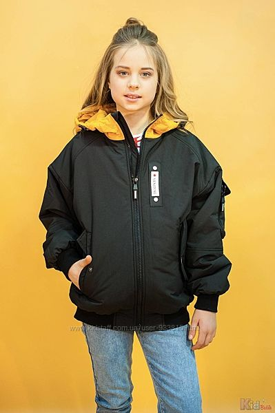 Куртка свободного кроя со спущенным рукавом в casual стиле Venidise