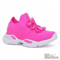 Кроссовки лёгкие ярко-розового цвета Bartek
