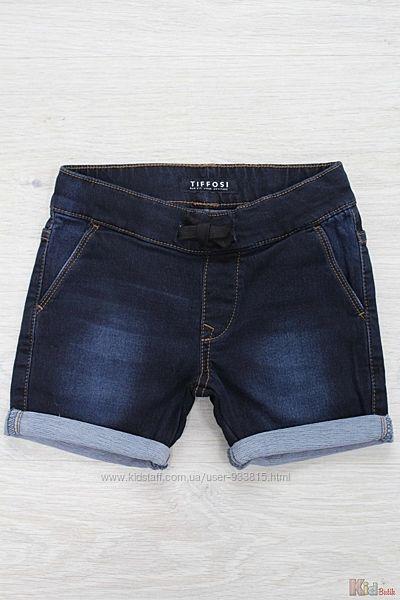 Шорты джинсовые на резинке для мальчика Tiffosi