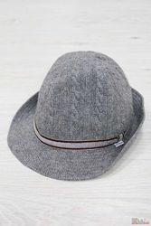Шляпа серая утепленная Trestelle