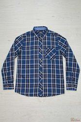 Рубашка в клеточку для мальчика Tiffosi
