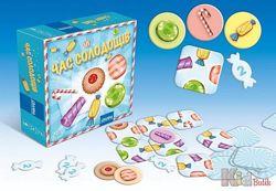 Настольная игра Время сладостей для детей Granna