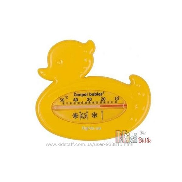 Термометр Утенок Canpol babies