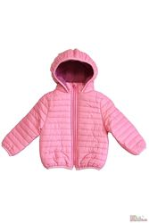 Куртка розовая для девочки Midimod