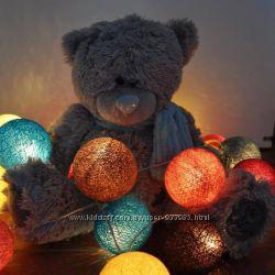Детский ночник - гирлянда из фонариков