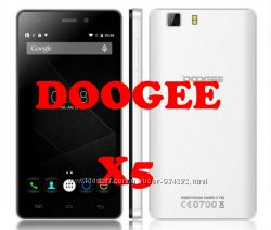 Doogee X5 5 Inch HD 1280x720 IPS Mtk6580 Quad Core