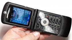 Motorola Razr V3 Black ретро телефон оригинал из Германии хорошее состояние