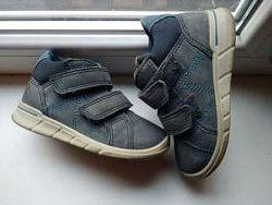 ECCO 24 размер деми ботинки экко эко