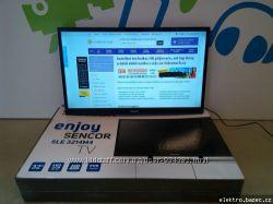 Телевизор 22 24 32 40 50 55 новый смарт-тв smart-tv недорого наложка