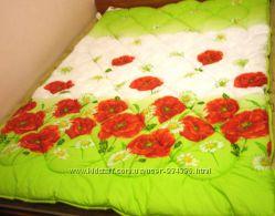 одеяло Холлофайбер натуральная ткань ТЕП разные размеры