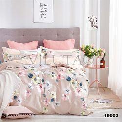 семейный комплект постельного белья Вилюта ранфорс