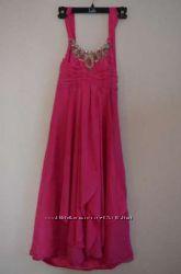 Шелковое платье фирмы Monsoon