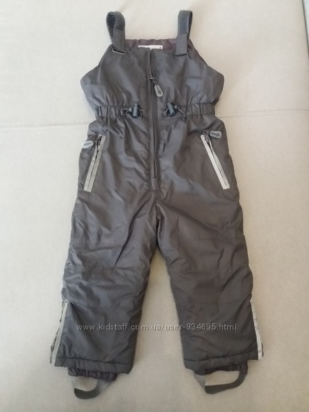 Зимние штаны Mayoral, 92 см на 2-3 года
