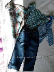 Рубашка Adams на 2 года