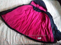 Черная курточка GEORGE на 8-9лет рост128-135 в идеале.