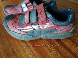 Кожаные кроссовки Clarcs р. Uk 12, 5