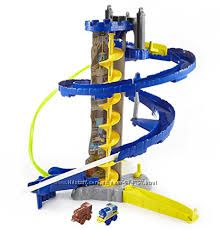 Fisher Price Tomas and Friends Трек Minis Batcave