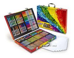 Crayola Набор для рисования, творчества 140 эл. в кейсе