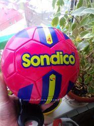 Мяч футбольный Sondico 0. 42кг. качественный мяч английского бренда