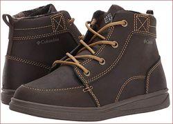 Оригинал 100 Columbia Деми ботинки детские для мальчиков 34р. 21см.