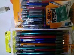 Карандаш механический BIC pencil Xtra Sparkle перламутр