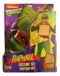 Карнавальный костюм черепашка нандзя Рафаель Raphael