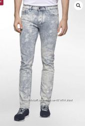 Джинсы мужские Calvin Klein Jeans Slim Кельвин Кляйн Оригинал
