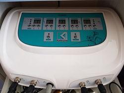 Косметологический аппарат для электропорации и ультразвукового фонофореза