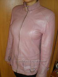 куртка красивая из натуральной кожи
