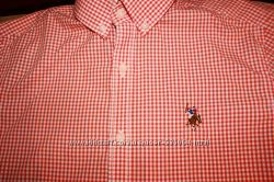 рубашка U. S. Polo ASSN р. S оригиналTailored fit&92