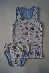 Комплекты нижнего белья для мальчика