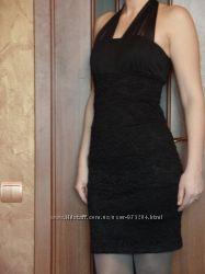 Дизайнерское гипюровое платье Valerie Bertinelli
