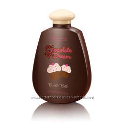 Пена для ванны Шоколадные грёзы