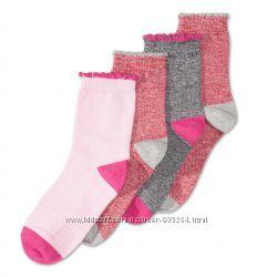 Носки для девочки 4 пары в упаковке Palomino