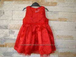 Нарядное платье Name it от Tesco для девочки