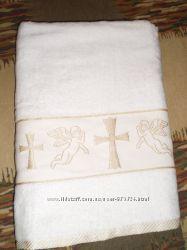 Полотенце, крыжма для крещения. Турция