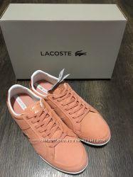 Новые кроссовки кеды Lacoste
