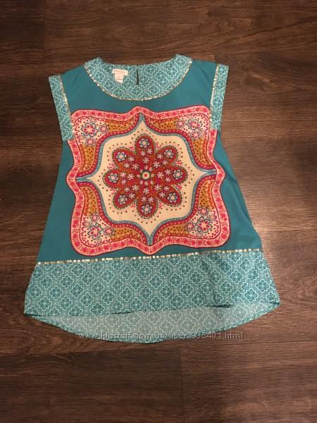 Туника платье Monsoon 5-6 лет
