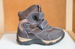 Детские ботинки Deltex демисезонные, р. 22