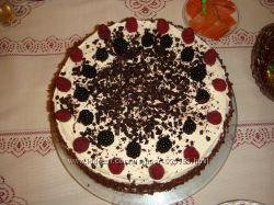 Домашняя выпечка торты, пироженные, пироги, печенья и др.