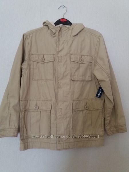 Новая, cтильная куртка-ветровка для мальчика Old Navy