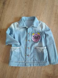 Рубашка, куртка Gloria jeans 110, 5л