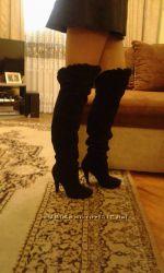 Шикарні чобітки Colin Stuart