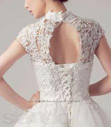 Распродажа Обворажительное свадебное платье для принцессы