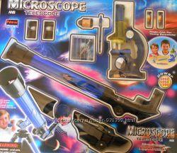 Игровой набор Limo Toy Микроскопподзорная труба