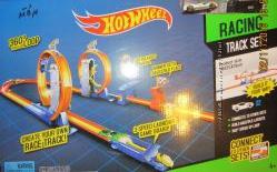 Трек Hot Wheel для двух машинок 1162529