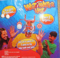Веселая игра Wet Water Hat