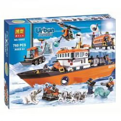 Конструктор Bela Urban Arctic Арктический ледокол