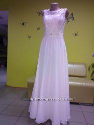 Свадебное платьеподарки